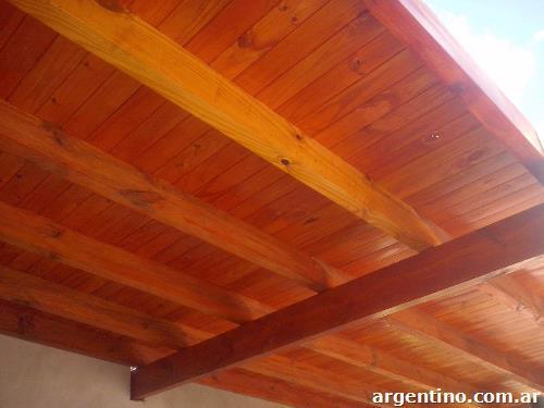 Techos de madera santiago del estero en santiago del - Madera para techos interiores ...