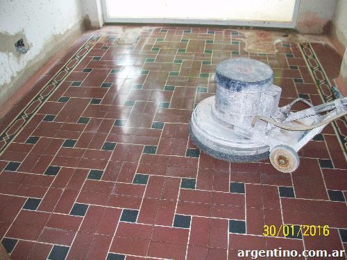 Fotos de pulido de mesadas 1550077809 reparaci n con for Pulido de marmol y granito