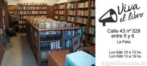 Librer A Viva El Libro En La Plata Tel Fono Direcci N Y
