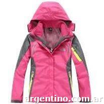camperas para nieve north face