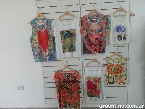 Lote De Remeras Sublimadas Nuevas en Córdoba Capital a8f62fdf16d2e