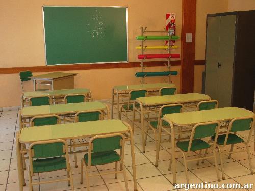 Fotos de scar britos s r l muebles escolares en pilar for Muebles escolares