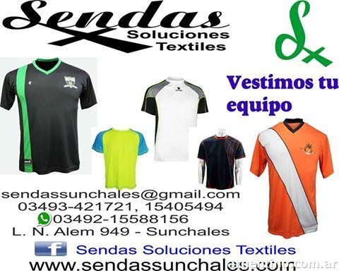 1c3fc88336d89 Confección de uniformes deportivos en Sunchales
