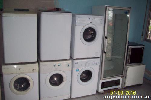más popular precios grandiosos calidad autentica Venta de lavarropas y heladeras usados con garantía en ...