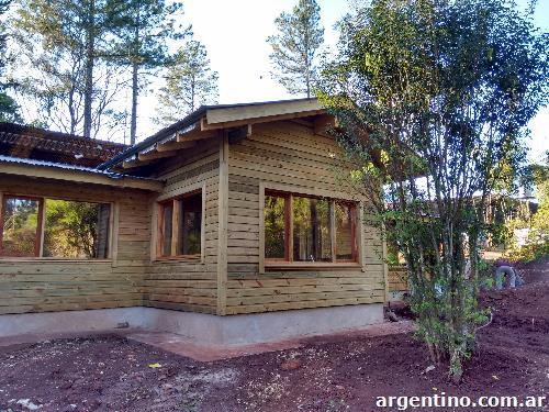 Casas y caba as de madera en eldorado tel fono direcci n - Casas y cabanas de madera ...