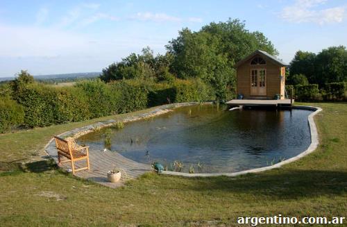Fotos de piscinas ecol gicas biopool en lomas del mirador for Piscinas ecologicas en argentina