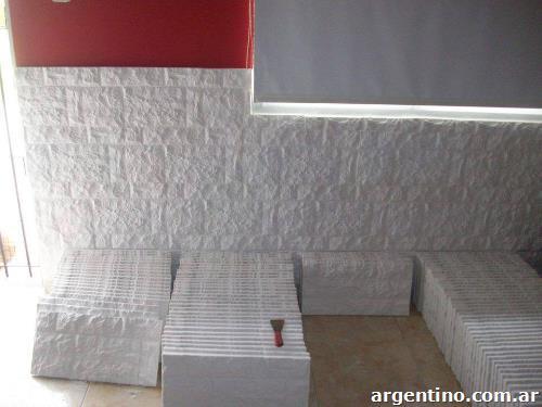 Placas antihumedad revestimiento en mar del plata for Placas decorativas paredes interiores