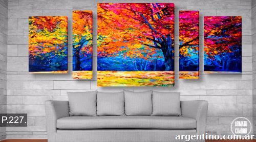 Armatucuadro cuadros abstractos y de fotos en balvanera - Fotos cuadros abstractos ...