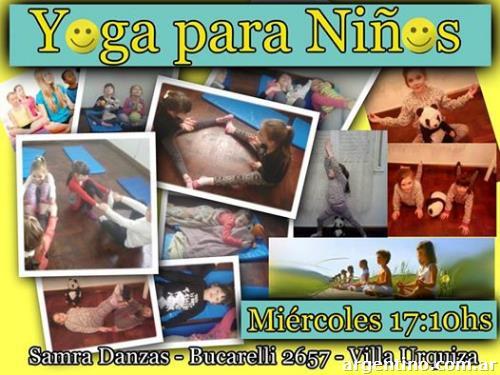 Clases De Yoga Para Niños En Villa Urquiza Samra Danzas 56bc121f2819