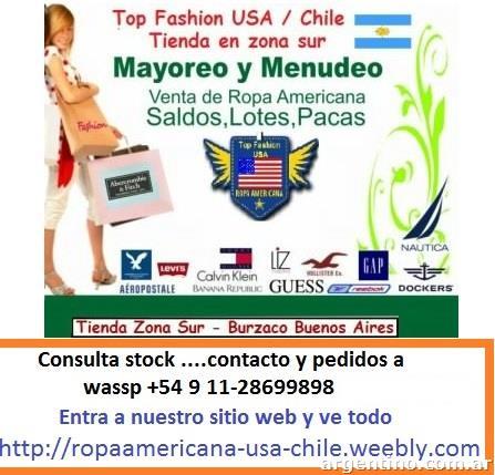 029e0e9b0cb Oportunidad Ropa Americana De Calidad Premium Para Reventa en ...
