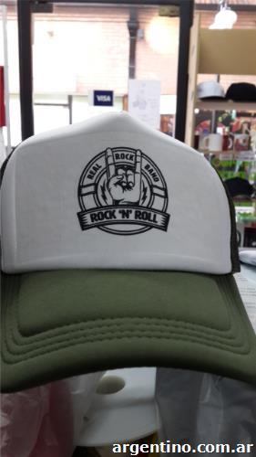 Gorras personalizadas estampadas y sublimadas en Centro 304b7e7fffc