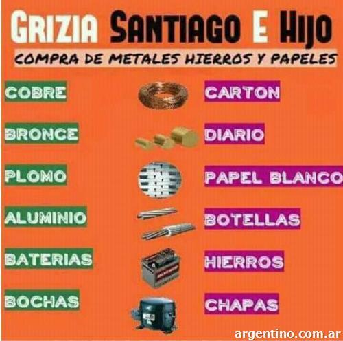 ad83a7ad69ea Compra De Metales Por Mayor Y Menor en La Plata  teléfono