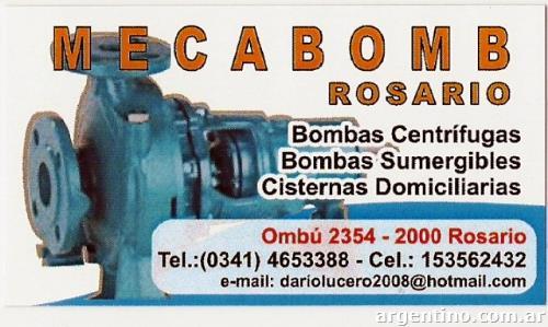 Reparación De Bombas De Agua en Rosario